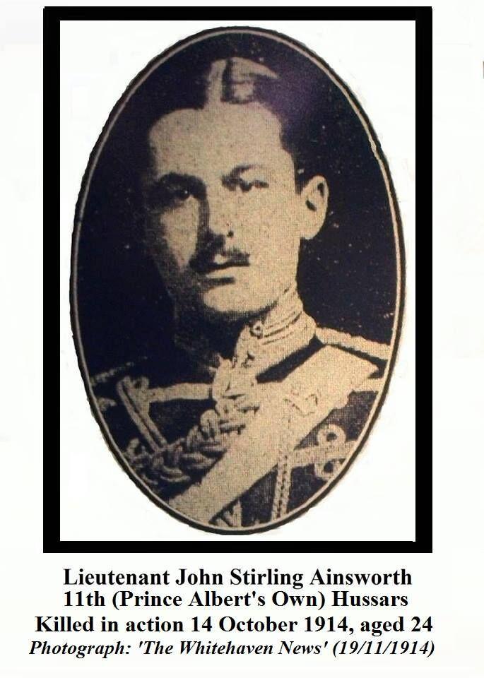 John Stirling Ainsworth