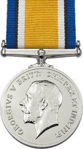 The British War Medal, 1914-18