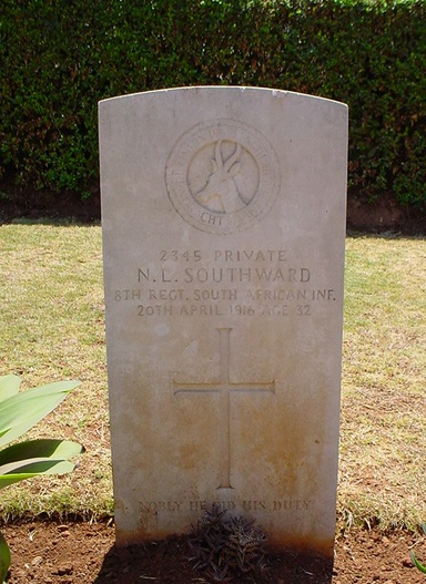 Norman Lamb Southward