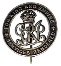 The Silver War Badge
