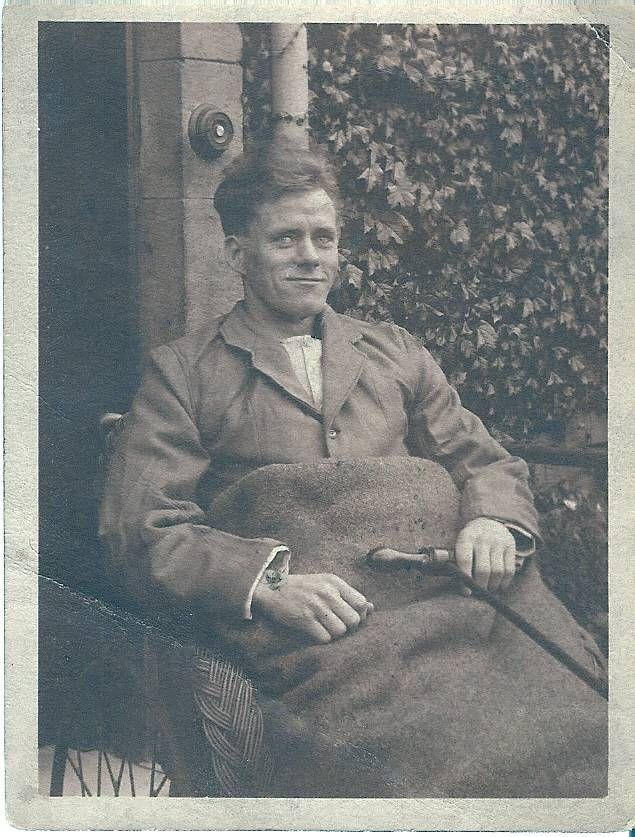 Project reveals trauma and suffering of returning  West Cumbrian war heroes image