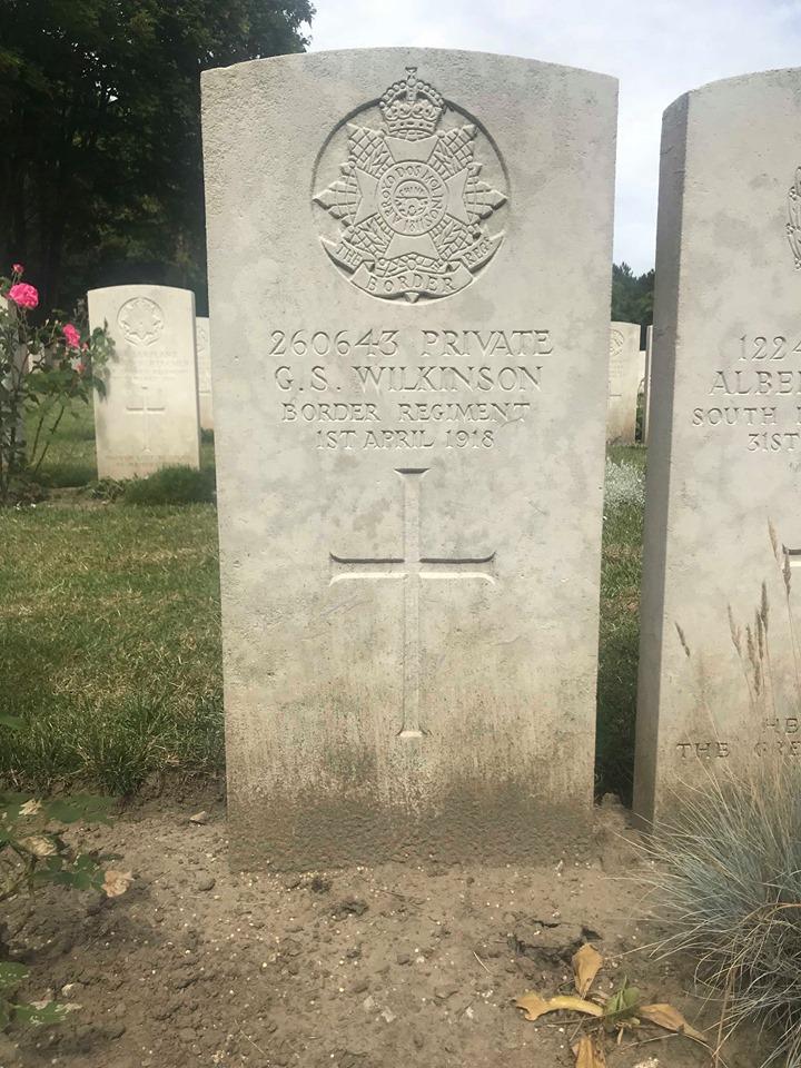Etaples Military Cemetery  :  Cleator Moor Remembered