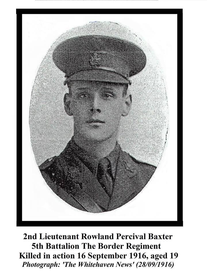 Rowland Percival Baxter