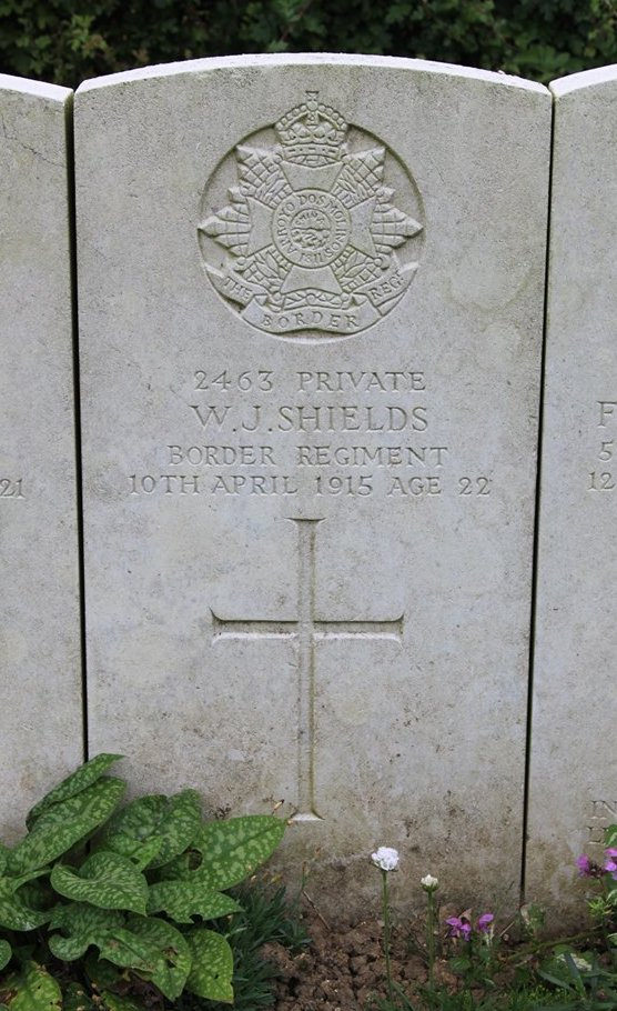 William John Shields